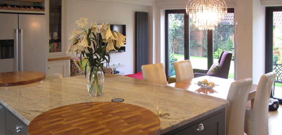 House Extension and New Family Kitchen