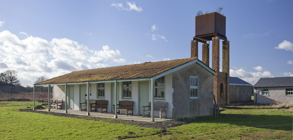 Stowe Maries Historic airfield